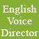 English Voice Director